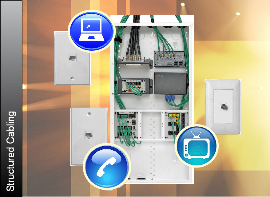 structured cabling protection by design rh audio videobydesign com Structured Wiring Books structured wiring design manual pdf